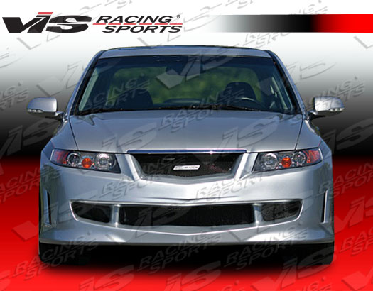 Looking For Acura Tsx Dr Techno R Front Bumper Front - 2006 acura tsx front bumper