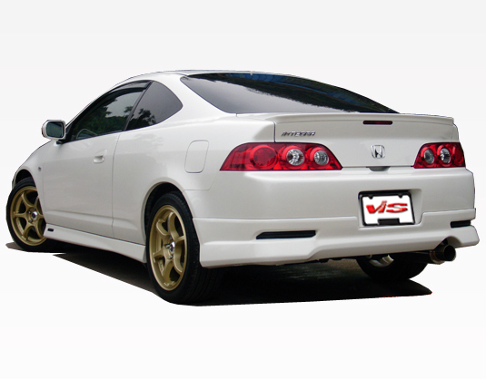 Looking for 2005-2006 Acura Rsx 2Dr A Spec Rear Lip Rear ...