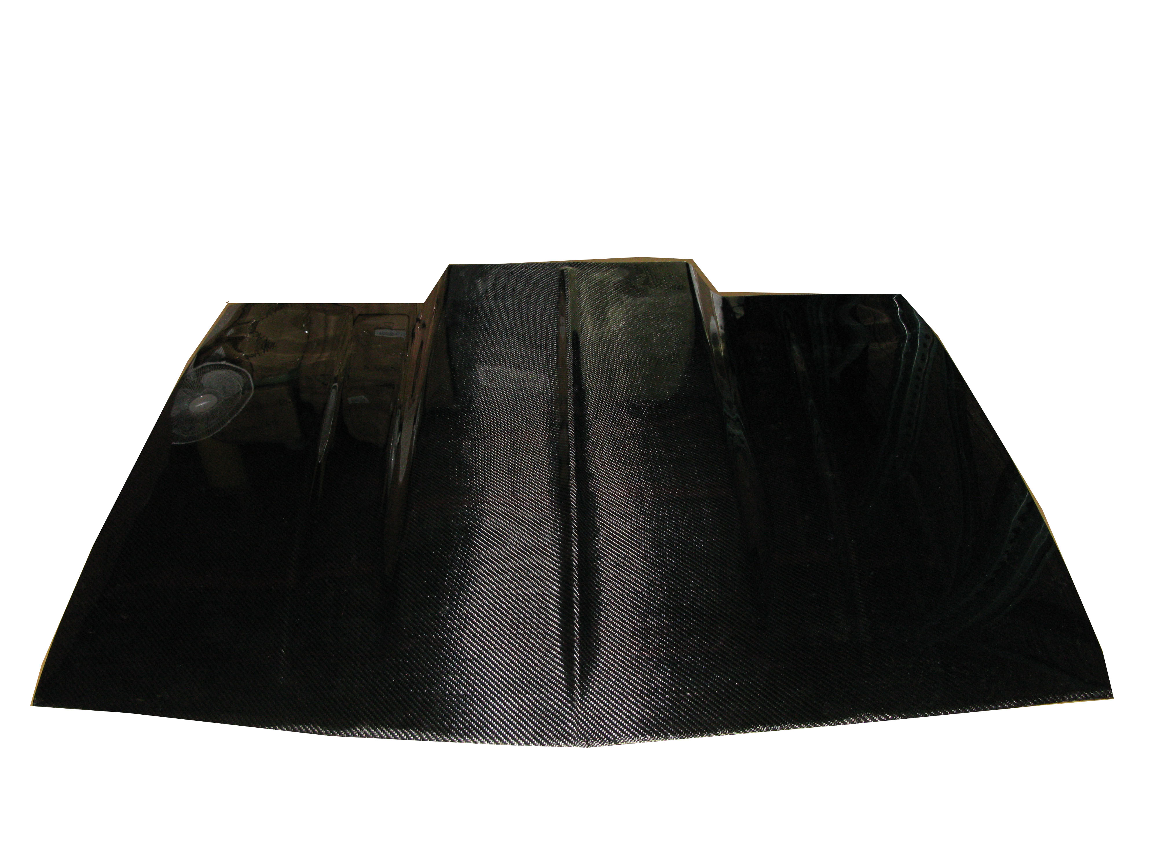 1982-1992 Chevrolet Camaro Cowl Induction Carbon Fiber Hood