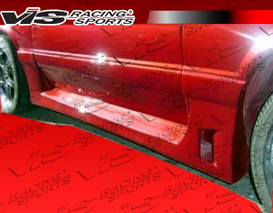 1979-1993 Ford Mustang 2Dr Gtx Side Skirts
