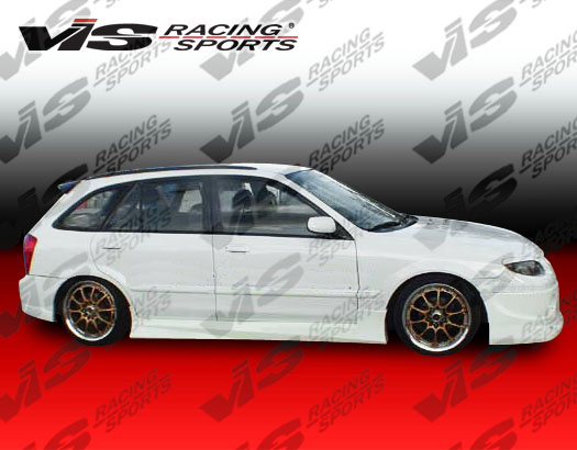 2003 mazda protege5 wagon body kit
