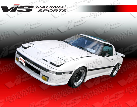 1979-1985 Mazda Rx7 2Dr Magnum Front Add-On Lip