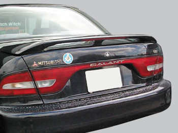 1994-1998 Mitsubishi Galant 4Dr Factory Style Spoiler