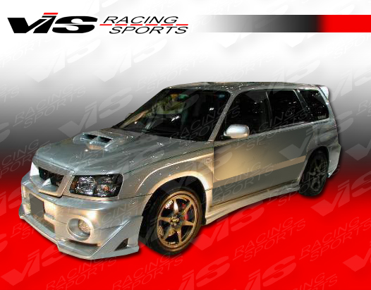 1997 2000 Subaru Forester 4dr Z Sport Front Grill