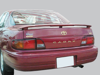 1992-1996 Toyota Camry 4Dr Factory Style Spoiler