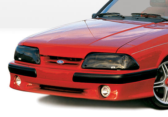 1987-1993 Ford Mustang Lx Cobra Style Front Lip Polyurethane