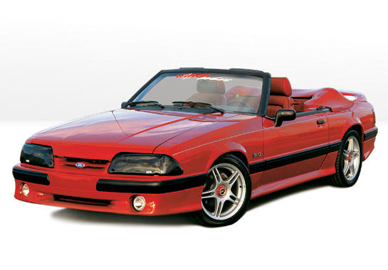 1987-1993 Ford Mustang Lx Cobra Style Complete Kit