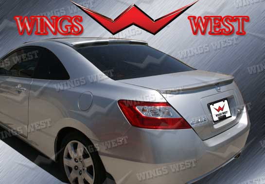 2006-2011 Honda Civic 2Dr Type R Roof Spoiler