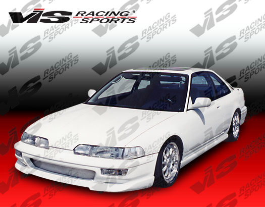 1992-1993 Acura Integra 2/4Dr Techno R Front Lip