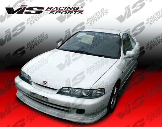 1995-2001 Acura Integra Jdm 2Dr/4Dr Type R Front Lip